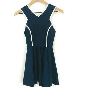 Love...Ady Nordstrom Navy Blue Mini Dress
